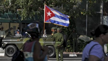 Cuba   (Foto: ADALBERTO ROQUE/Afp)