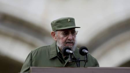 Cuba Fidel Castro (Foto: Javier Galeano/Ap)