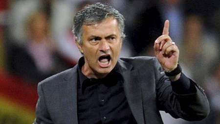 José Mourinho. (Foto: FELIX ORDONEZ/Reuters)