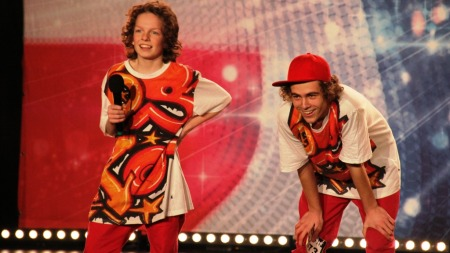 curl talenter (Foto: Håvard Solem)