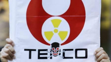 I kjølvannet av katastrofen har det vært mange demonstrasjoner   mot TEPCO. (Foto: YURIKO NAKAO/Reuters)