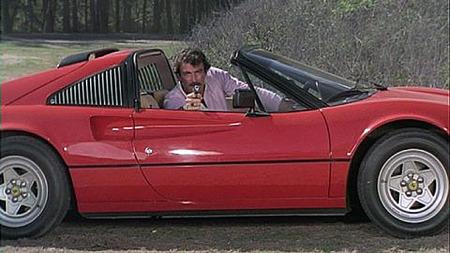 Ferraris 308 fikk enorm markedsføringshjelp gjennom