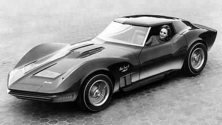 Chevrolets kanskje mest berømte showbil gjennom tidene,