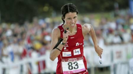 Anne Margrethe Hausken (Foto: Andersson, Sören/SCANPIX)