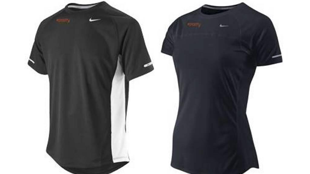Sporty t-skjorter