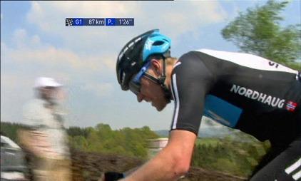 Lars Petter Nordhaug. (Foto: TV 2)
