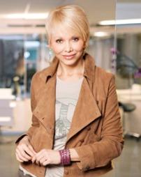 PRIORITERER HUDEN: Linda Johansen mener alle må jobbe for å få den huden de ønsker seg.