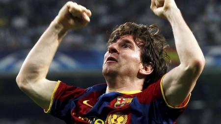 Lionel Messi (Foto: SERGIO PEREZ/Reuters)