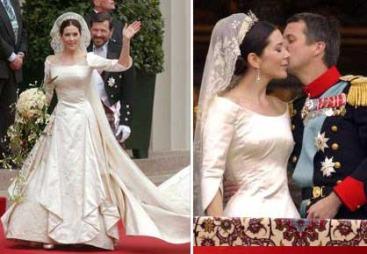 Kronprinsesse Mary (Foto: Julian Parker/UK Press/Press Association Images)