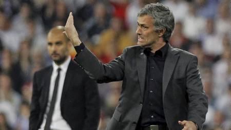 Mourinho (Foto: Andres Kudacki/Ap)