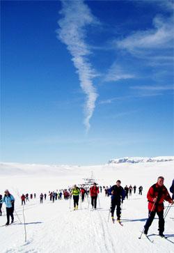 Dette bildet ble tatt i 2008, det blir like fint vær i år! (Foto: Creative Commons / Kjersti Magnussen)