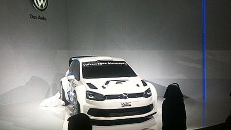 Polo blir bilen VW skal sasts på i WRC. Og ambisjonene er klare: Å vinne i 2013.