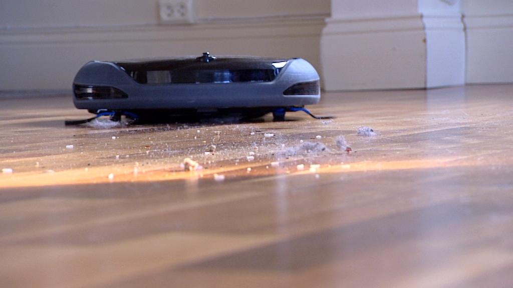 robotstøvsuger (Foto: TV 2 hjelper deg)