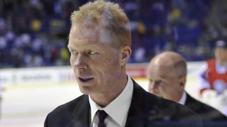 Roy Johansen (Foto: Sandberg, Fredrik/Scanpix)