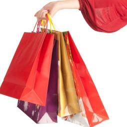 Shopping gir god helse (Foto: Illustrasjonsfoto)