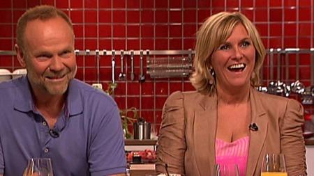 Nils Gunnar og Signe blir imponert over Lillis klarsyn. (Foto: TV 2)
