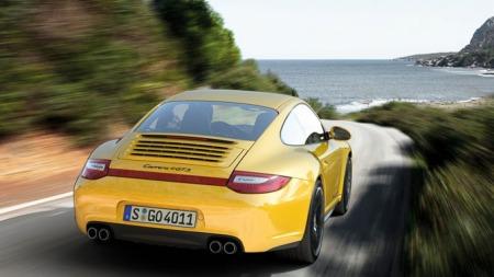 Porsche 911 (997) Carrera 4 GTS coupe. Det er lov å drømme!