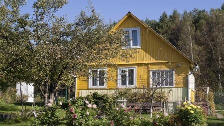 Har du nedbetalt huset ditt? Da kan du låne mer på boligen din. (Foto: Illustrasjonsfoto)
