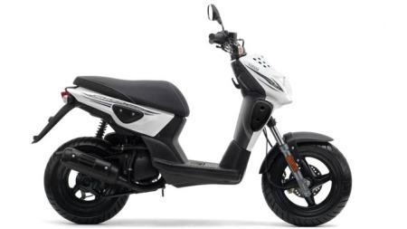 Yamaha Slider 50 ccm. Verdi kr 18.900,-