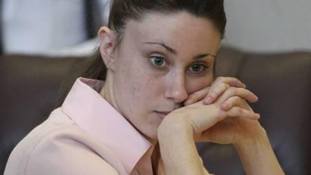 Casey Anthony hevder hun ikke har sett datteren siden hun leverte henne fra seg hos en barnevakt.  (Foto: Gary W. Green/Ap)