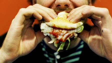 Hamburger (Foto: Sara Johannessen, Scanpix/SCANPIX)