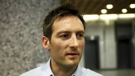 Joachim Walltin (Foto: Øijord, Thomas Winje/Scanpix)