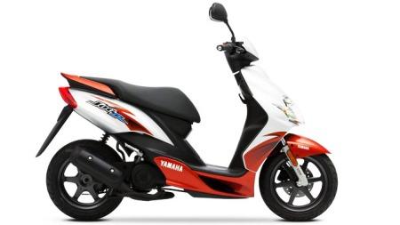 Yamaha JogR 2011. Illustrasjonsbilde