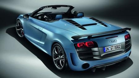 Audi R8 GT kabriolet