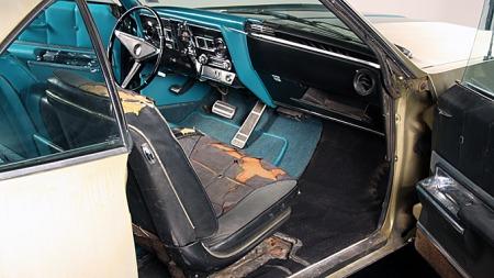 Bilen skal vises på lokale messer og show i St Louis-området, men er allerede i ferd med å bli verdenskjent på nettet. Photo courtesy of Precision Restorations