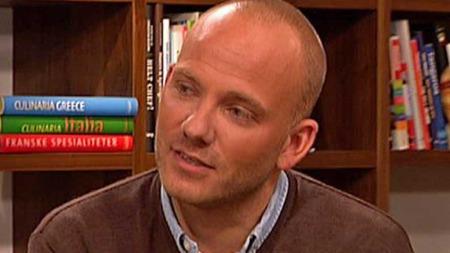 Matblogger Lars Andernach Fredriksen