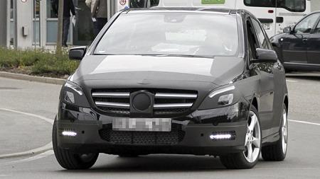 Mercedes B-class 001 (Foto: Scoopy)