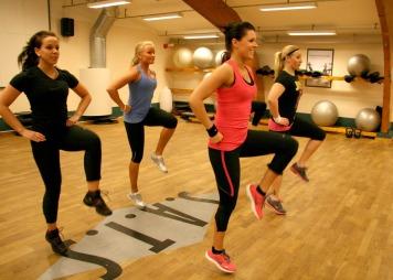 EFFEKTIVT: Trening med høyere intensitet vil føre til et høyere totalt kaloriforbruk i treningsøkten.  (Foto: Eivind A. Pettersen)