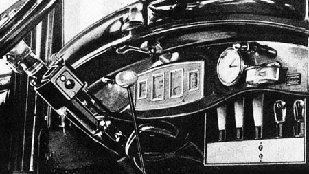 Transitone TH-1 bilradio