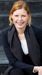 AVHENGER AV RENTEN: Christine Warloe, forbrukerøkonom i Nordea, mener luksusmarkedet vil være godt, helt fram til renten settes opp.  (Foto: NORDEA)