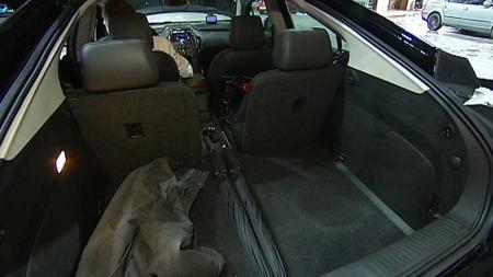 NÅ OGSÅ MED BAGASJEROM: El-biler er ikke lenger sære, små doninger. (Foto: TV 2)