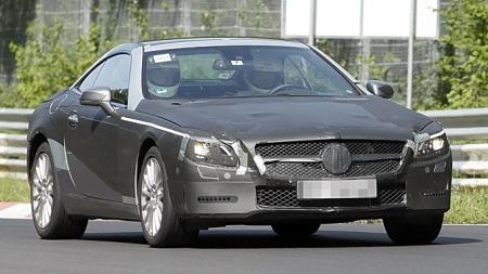 Mercedes SL 001 (Foto: Scoopy)
