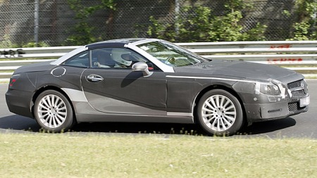 Mercedes SL 003 (Foto: Scoopy)