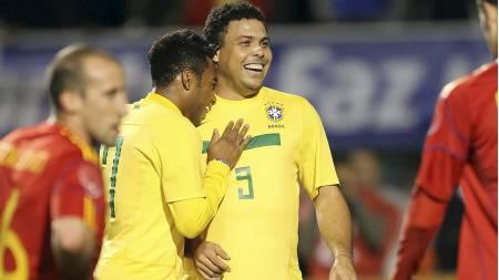 Ronaldo (Foto: JEFFERSON BERNARDES/Afp)