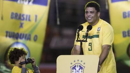 Ronaldo (Foto: Felipe Dana/Ap)