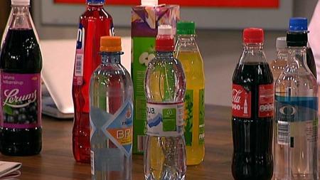 Søte drikker er sukkerverstingene. (Foto: God morgen Norge)