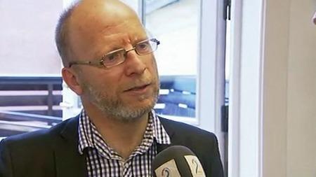 Geir Selvik Malthe-Sørensen. (Foto: TV 2)