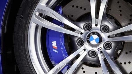 BMW M5 felg og bremser