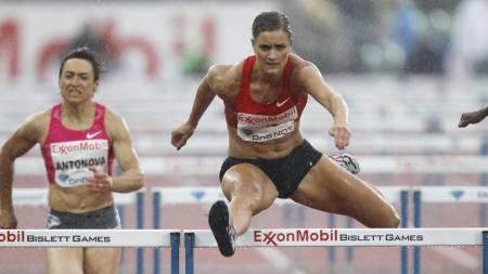 Christina Vukicevic er med på det norske laget som konkurrerer under lag-EM i Izmir lørdag og søndag. (Foto: Eeg, Jon/Scanpix)