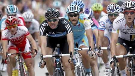 Edvald Boasson Hagen. (Foto: ROBERT PRATTA/Reuters)