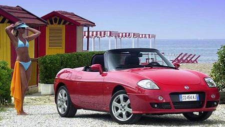 2003 Fiat Barchetta. Foto: Netcarshow.com