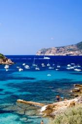 Mallorca i Spania.