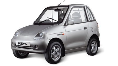 Når Reva kommer på markedet neste år får den moderne batteriteknologi og lenger rekkevidde enn tradisjonelle elbiler.  (Foto: Reva)