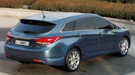 Hyundai i40 er kjent for å gi mye bil for pengene - men det hjelper tydeligvis fint lite på salget.