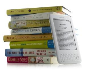 dings_Amazon-Kindle-and-books-   (Foto: Amazon)