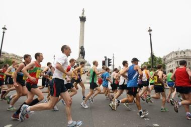 marathonlondon (Foto: Bryn Lennon, ©bl/lb)